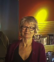 Denise Fort, Emerita at the University of New Mexico Law School, and climate change and environmental activist